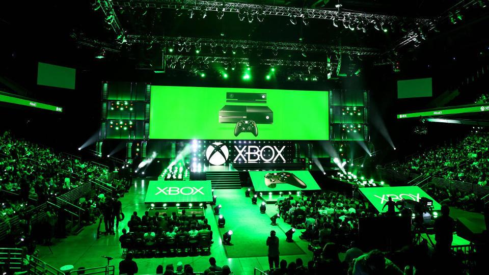Microsoft E3 Briefing